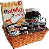 Coffret Cadeau avec Ferrero Nutella (avec 8 pièces)