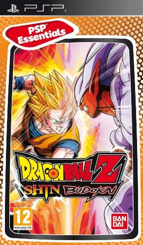 Dragon Ball Z Shin Budokai (PSP) (UK) by sony psp (Z Ball Psp Dragon)