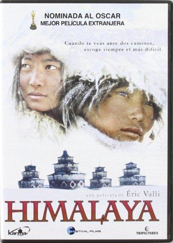 Preisvergleich Produktbild Himalaya (Import Dvd) (2007) Thilen Lhondup; Karma Wangel; Gurgon Kyap; Lhakpa