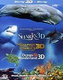 Jean-Michel Cousteau'S Film Trilogy In 3D (3 Blu-Ray) [Edizione: Regno Unito] [Edizione: Regno Unito]