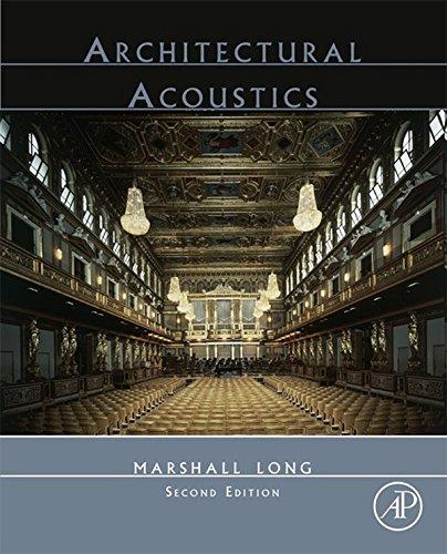 Architectural Acoustics (English Edition)