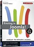 Einstieg in Joomla! Das Video-Training zur Version 1.5