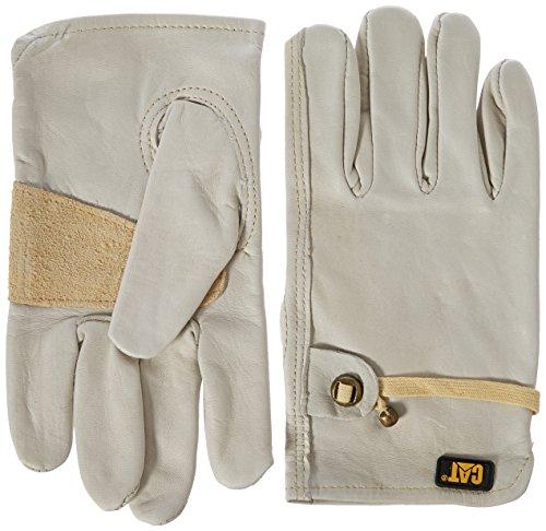 Cat Handschuhe Regenbekleidung Boss Mfg CAT012110L Large Leder Treiber Handschuh - Treiber Keystone