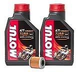 Motul Motorenöl-Set 10W60 Gr. 10W60