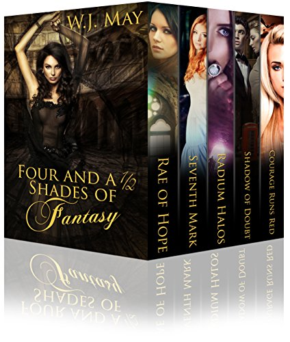 Four and a Half Shades of Fantasy Anthology: 4 Paranormal Romance & Urban Fantasy Books; including vampire, werwolves, witches, tattoos, supernatural powers and more (English Edition)