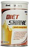 Body Attack Diet Shake, Peach-Mango, 1er Pack (1x 430g)