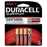 Quantum Alkaline Batteries with Duralock Power Preserve Technology DURQU2400B4Z - Buy Packs and Save (Pack of 4)