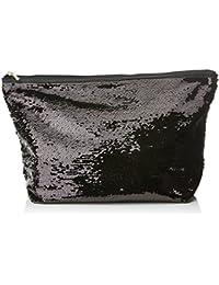 Tous 795900026, Bolso de Mano Mujer, Negro (Black), 14x24x30 cm