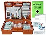 Verbandskoffer/Verbandskasten (M) - Erste Hilfe Nach Din 13157 für Betriebe -DSGVO-
