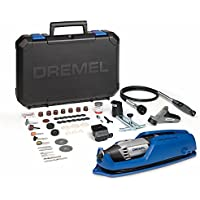 Dremel 4000-4/65 Corded Multi-Tool with Removable Tool Holder