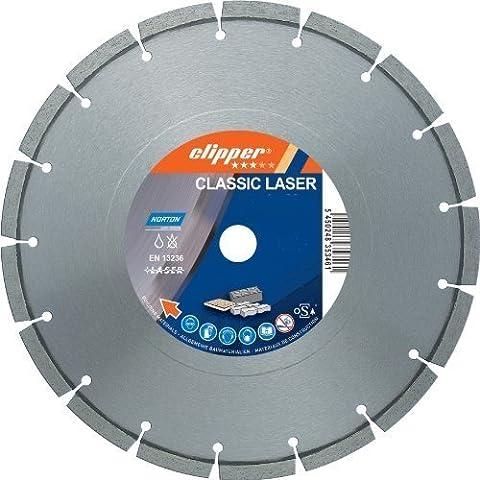Norton Clipper Diamond Cutting Disc 125 MM Classic Laser Universal general construction materials