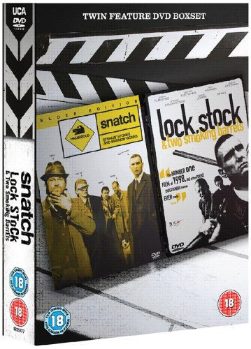 Lock  Stock And Two Smoking Barrels Snatch  DVD
