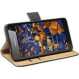 mumbi Tasche im Bookstyle für Microsoft Lumia 650 Tasche