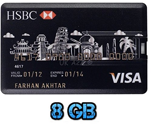 uk-a2z-r-hsbc-visa-8gb-credit-card-style-usb-flash-drive-memory-stick