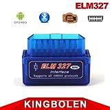 Daozea Mini ELM327V2.1Obd2II Bluetooth Diagnose Auto Interface Scanner