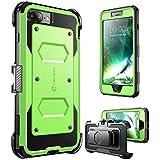 i-Blason Coque iPhone 8 Plus, [Série Armorbox] Coque Antichoc avec Protecteur...