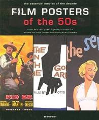 Film Posters of the 50s par Tony Nourmand