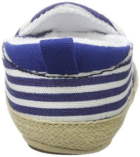 Sterntaler Baby-espandrilles, Chaussons pour enfant bébé garçon Blau (Blau)
