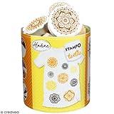 Aladine 05267 Stampo Textil Mandala