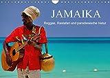 JAMAIKA Reggae, Rastafari und paradiesische Natur. (Wandkalender 2019 DIN A4 quer): Jamaika, die Perle der Karibik. (Monatskalender, 14 Seiten ) (CALVENDO Natur)