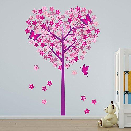 flowering-pink-love-tree-vinyl-wall-art