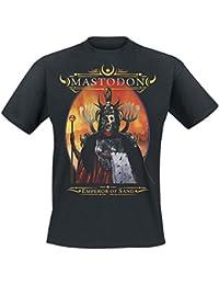 Mastodon Emperor Of Sand Camiseta Negro
