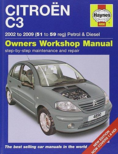 citroen-c3-petrol-diesel-service-and-repair-manual-2002-2009-haynes-service-and-repair-manuals
