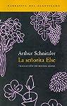 La Señorita Else par Schnitzler