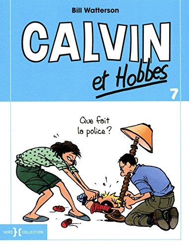 Calvin et Hobbes - T7 petit format (7)
