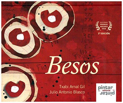 BESOS (3ª EDICION) (POESIA) - CARTONE