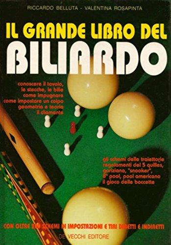 Photo Gallery il grande libro del biliardo