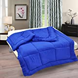 #8: Ahmedabad Cotton Microfibre Comforter - 200 GSM