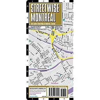 Plan StreetWise Montréal