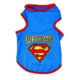 Cane Hirt, Superman Shirt per Cani–FA IL VOSTRO CANE PER SUPER EROI