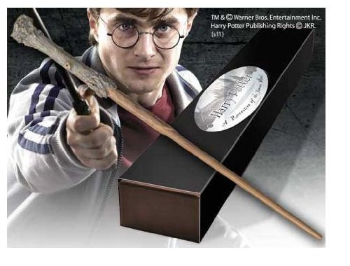 Harry Potter Zauberstab Harry Potter (Harry Potter Charakter Zauberstäbe)