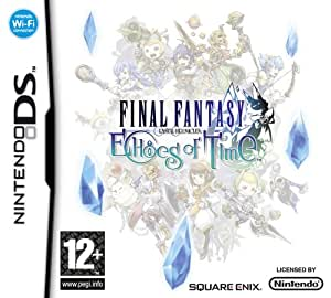 Final Fantasy Crystal Chronicles: Echoes Of Time (Nintendo DS)