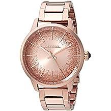 06c60bd66ff1 Diesel Reloj Analogico para Mujer de Cuarzo con Correa en Acero Inoxidable  DZ5567