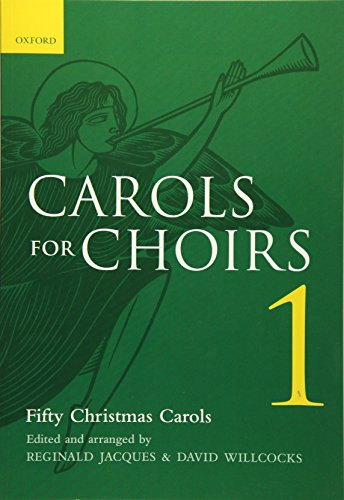 Carols for Choirs 1: Bk. 1 (. . . for Choirs Collections)