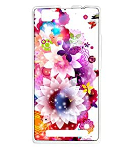 LYF WIND 7 SILICON BACK COVER BY instyler