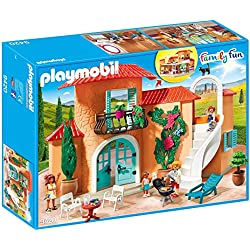 Playmobil- Chalet Juguete, (geobra Brandstätter 9420)