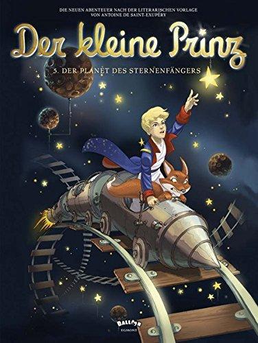 Der kleine Prinz 5: Der Planet des Sternenfängers (Comic)