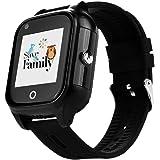 Reloj-Smartwacth 4G Urban con Videollamada & GPS instantáneo para Infantil y Juvenil SaveFamily. WiFi, Bluetooth, identificad