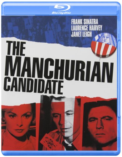 The Manchurian Candidate [Blu-ray] [1962] [US Import]