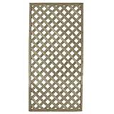 Evergreeen Grigliato traliccio rettangolare 120x180cm in legno trattato EG51726