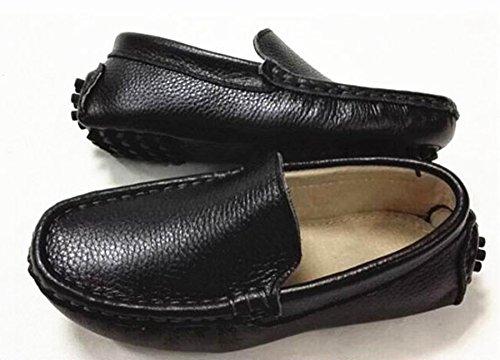 Minitoo , Chaussures à lacets Fille Noir - noir