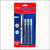 #2: Cello Tristar Roller Pen Exam Kit (Blue)