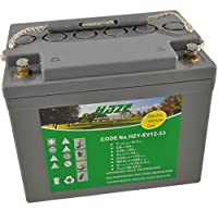 12V 36Ah HAZE GEL Mobility Scooter & Powerchair Battery