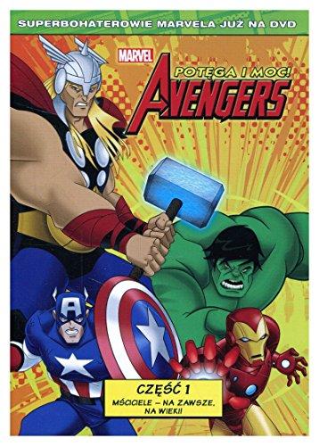 1 Moc (Avengers: Potęga i moc część 1 [DVD] (Keine deutsche Version))