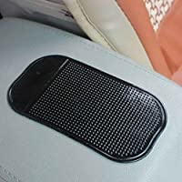 FBlue 14 * 8cm Mape antideslizante-Pad Automóvil estera estera de araña para teléfonos móviles