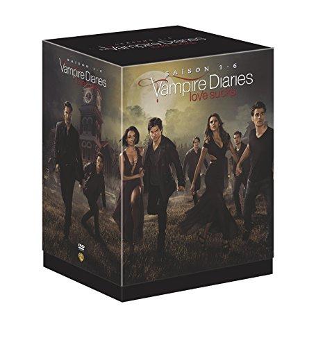 Vampire Diaries - Saisons 1 à 6